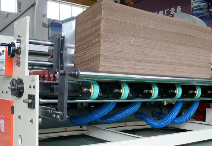 printing and die cutting machine, rotary die cutter,pizza