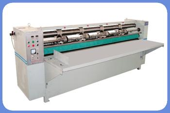 SBF Thin blade paper separating and line pressing machine carton cutting machine