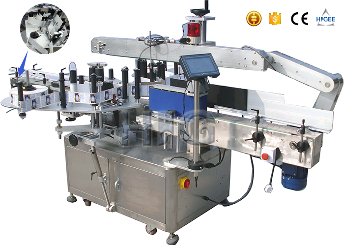 Two Sides High Speed Labeling Machine